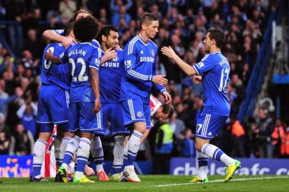 Chelsea no sera multado por utilizar suplentes