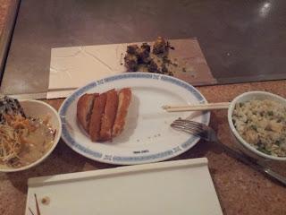 Restaurant Japonais - Teppanyaki - Repas