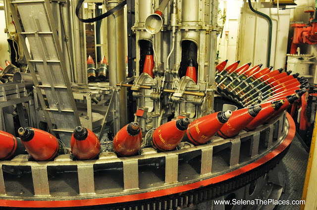 Artillery HMS Belfast London