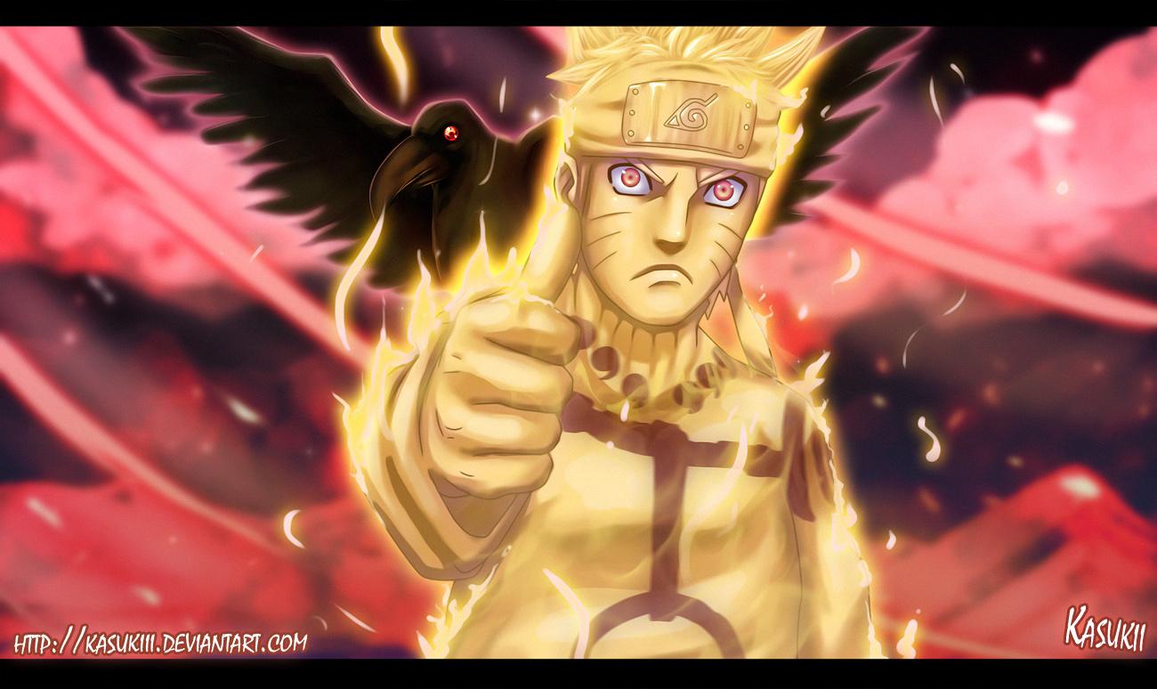 Naruto chap 553 Trang 16 - Mangak.info