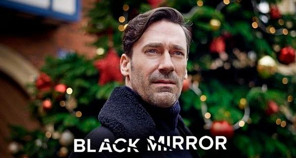 Jon Hamm en Black Mirror White Christmas