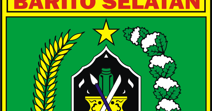Satuborneo Logo Pemda Barito Selatan