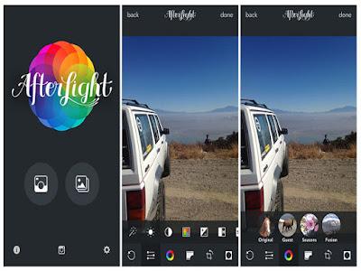 Download Afterlight Pro APK Software Edit Foto