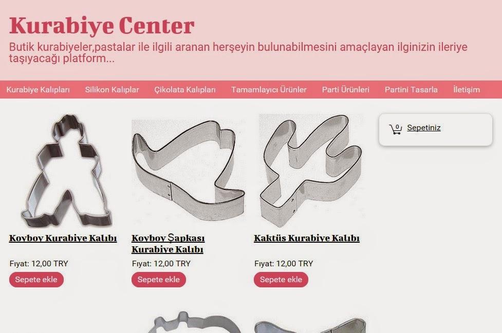 Oniline Alışveriş Sitemiz Yayında