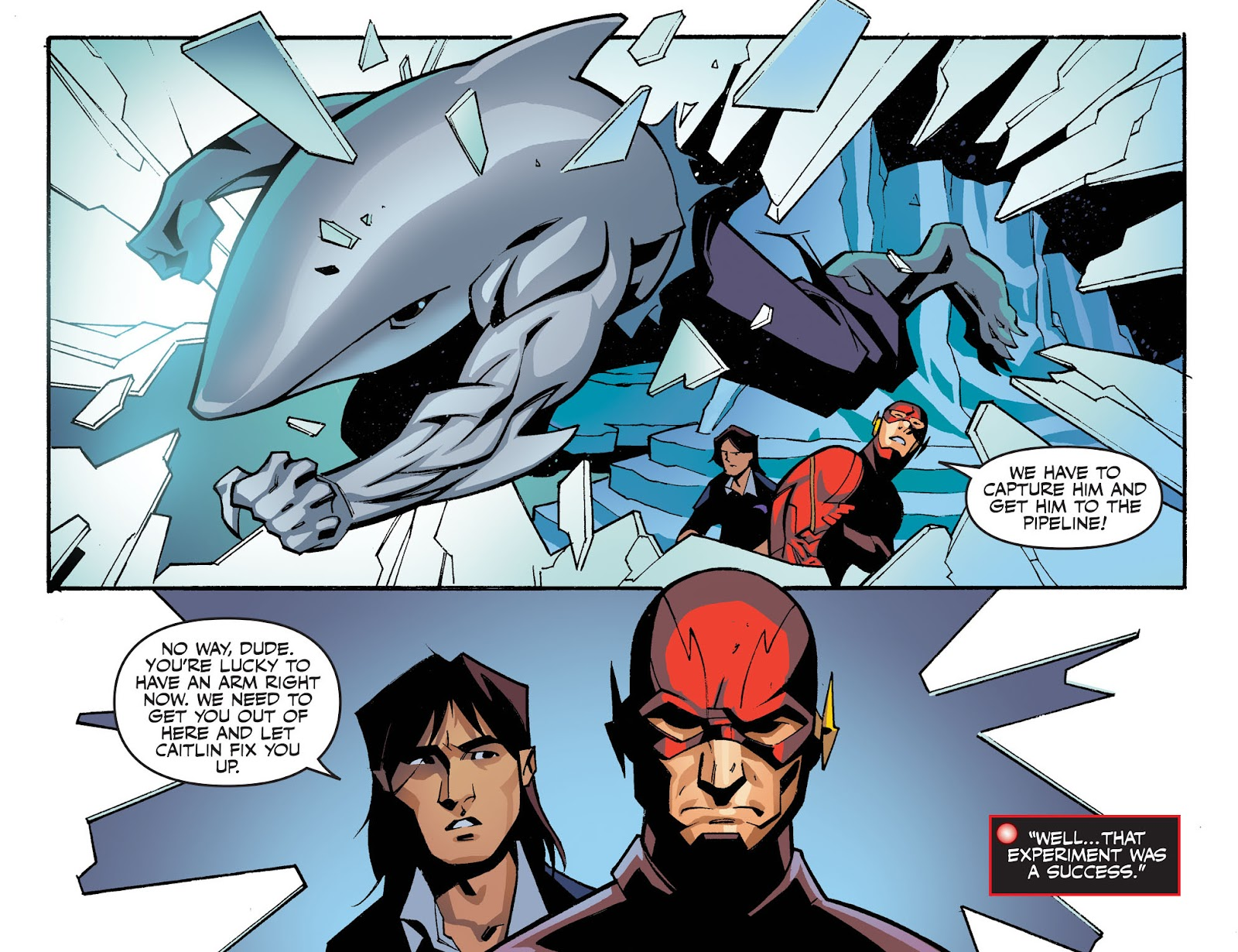 The Flash: Season Zero [I] Issue #13 #13 - English 20