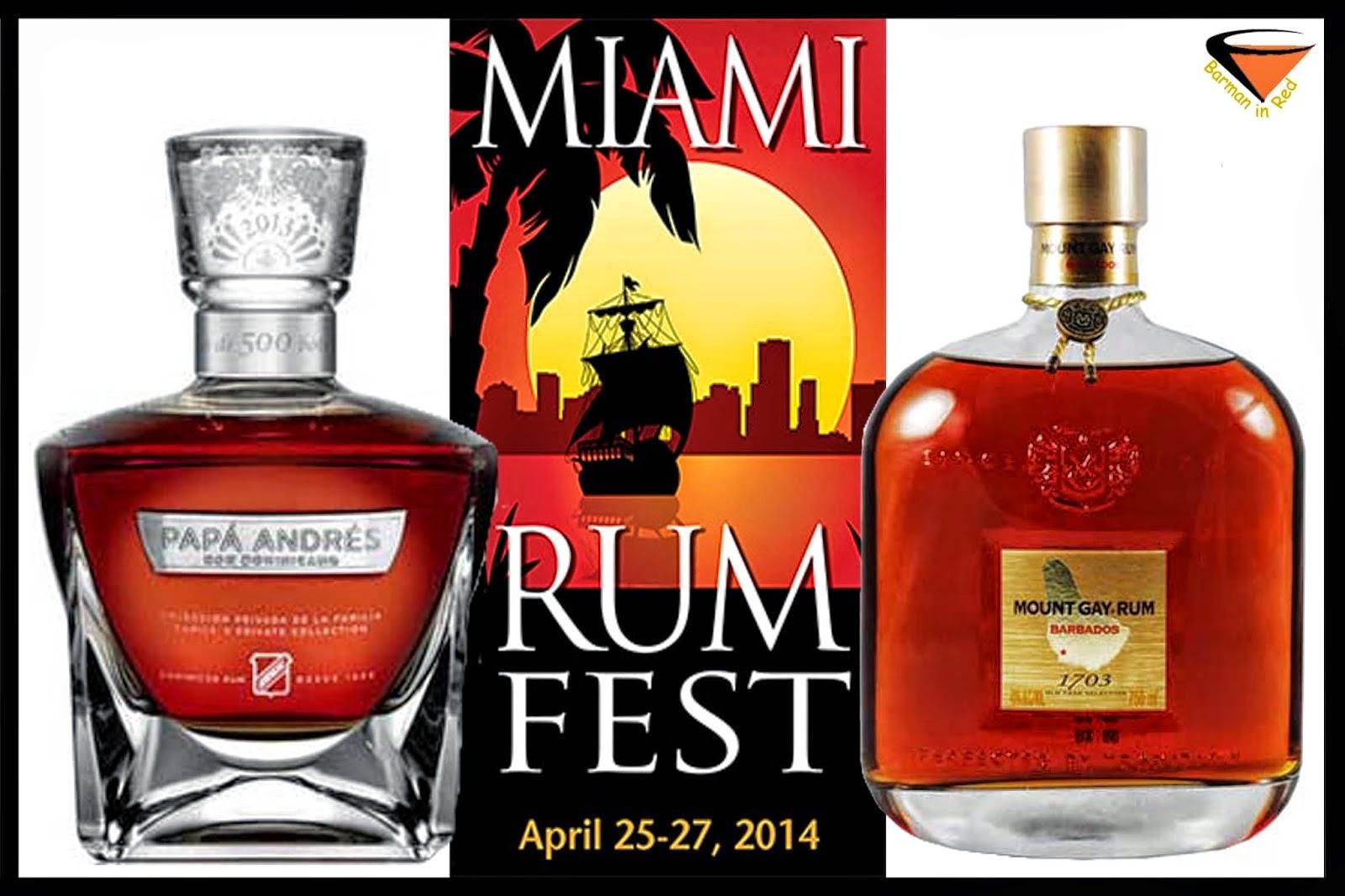 Festival Miami Rum