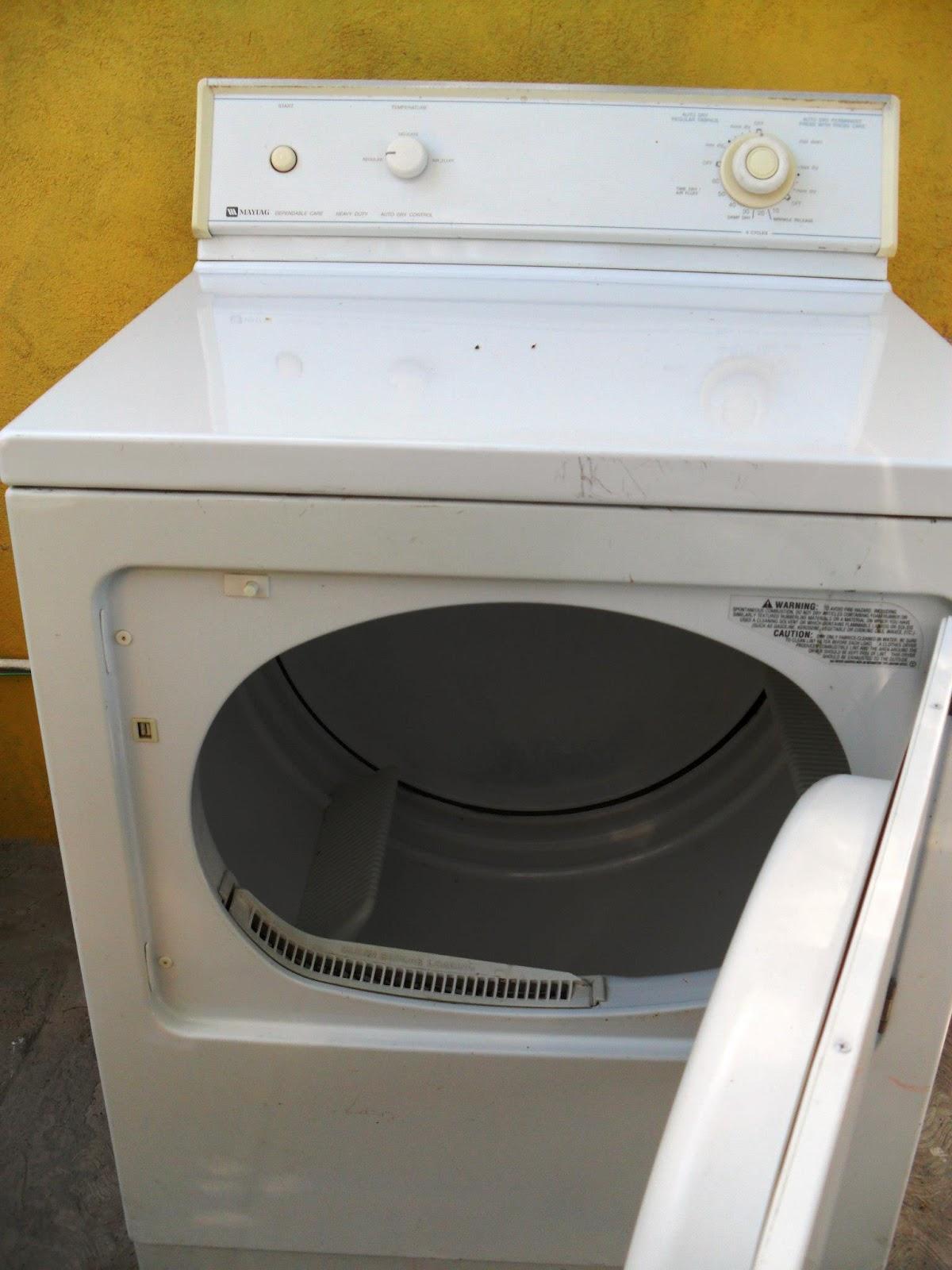 Venta de secadora el ctrica para ropa 220vac maytag tol for Cambiar instalacion electrica antigua precio