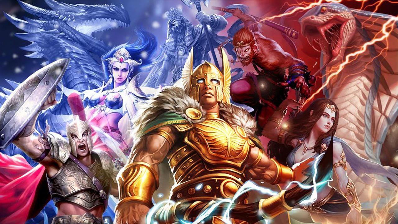 Titan Wars Gameplay IOS / Android