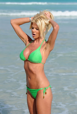 Sexy Hot Swedish Women - Victoria Silvstedt
