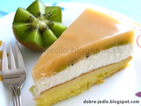 Ovocná torta - recepty