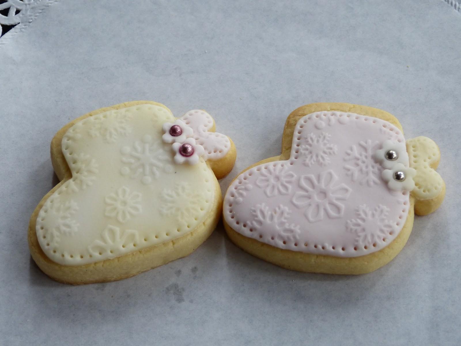 galletas de vestido de comunión