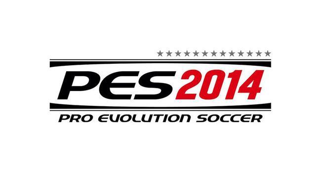 Logo PES 2014 [image by @aLiefNK]