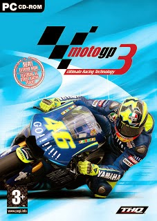 Download Game MotoGP 3 URT + Crack PC