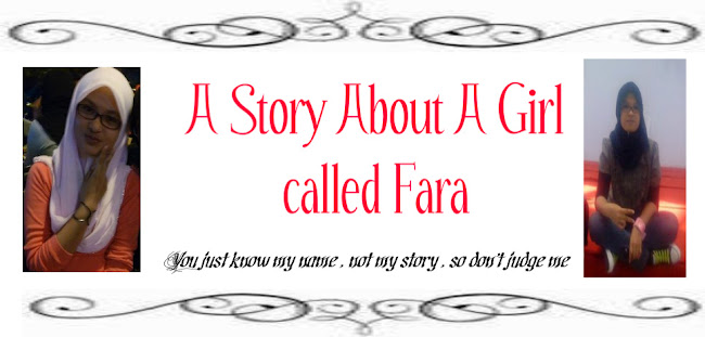 A Story About A Girl called Fara