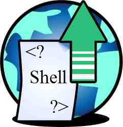 Uploading Shell Usindg data tempering