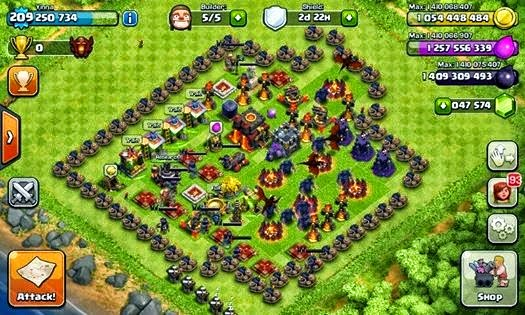 Clash of Clans Cheat [WORK] v7.65 APK 2015