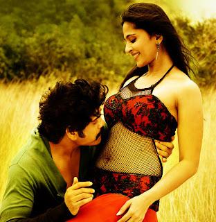 Nagarjuna Anushka Acting On Tamil Film
