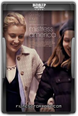 Mistress America Torrent Dublado
