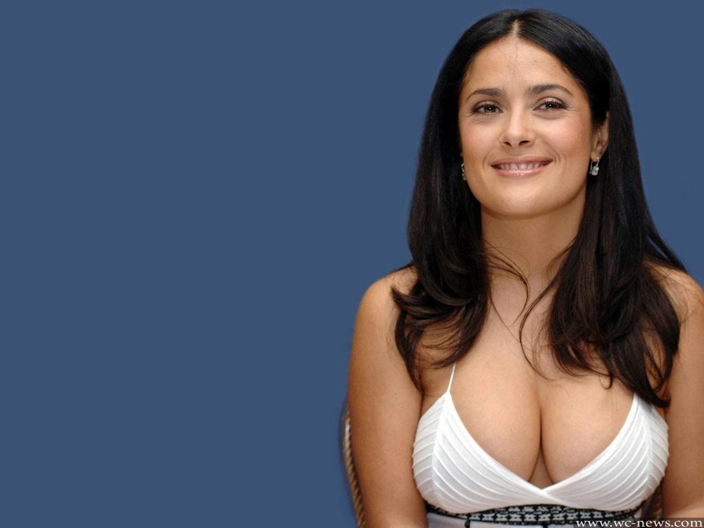 Salma hayek body