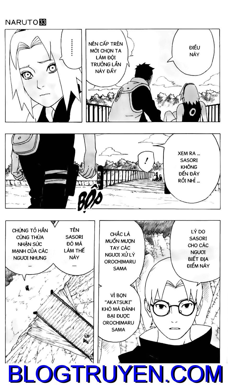 Naruto chap 294 Trang 13 - Mangak.info