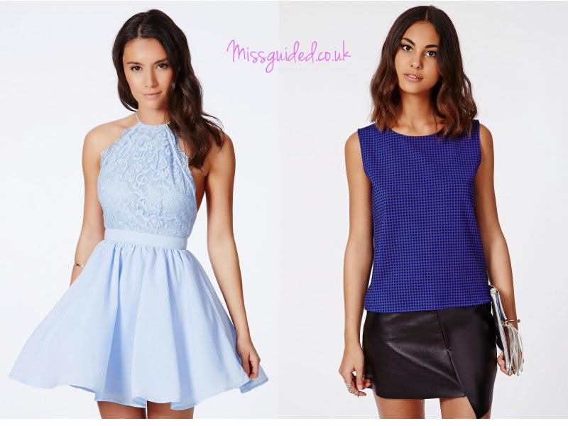 missguided, missguided co uk, missguidedau, blue fashion, womens fashion, lesimplyclassy, samira hoque