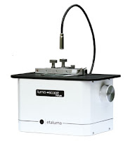 Etaluma Lumascope 400 brightfield inverted compact microscope.