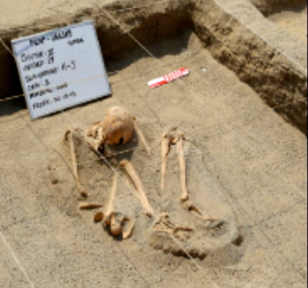 Remains of girl sacrificed 1,500 years ago found in Peru