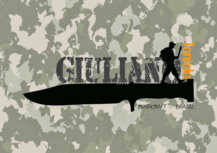 GIULIANO TONIOLO BUSHCRAFT