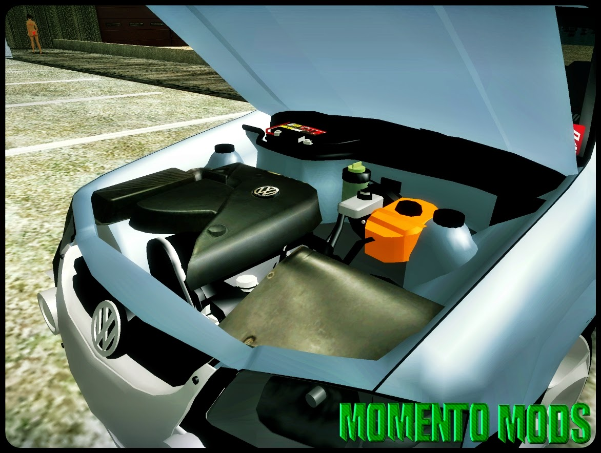 GTA SA - Volkswagen Saveiro Surf STR