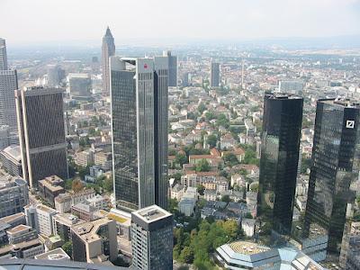 Frankfurt, ciudad-región