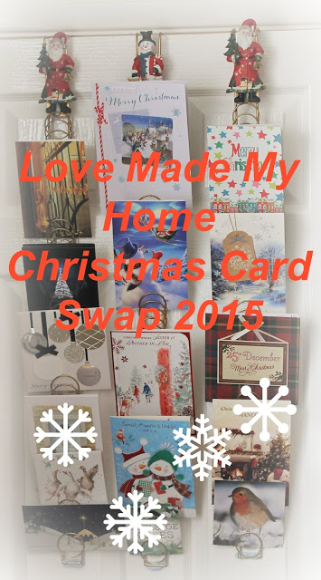 Christmas Swap Cards
