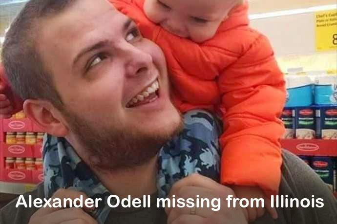 Alexander Odell missing