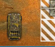 الجيش ووقوف السيارات