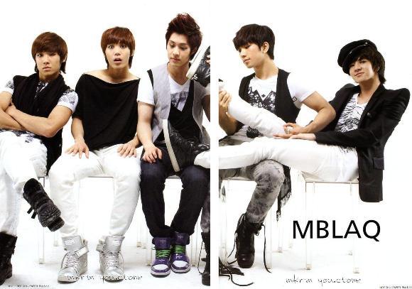 Profil dan Biodata MBLAQ