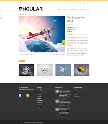wordpress-Template-free