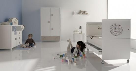 Muebles para el cuarto de los ni os y bebes por cambrass for Muebles para habitacion de ninos