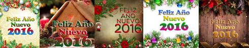 Postales de año nuevo con mensajes