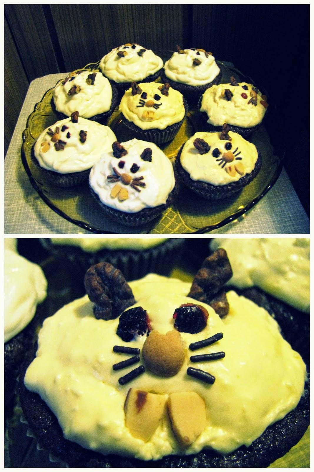 muffinki na Wielkanoc