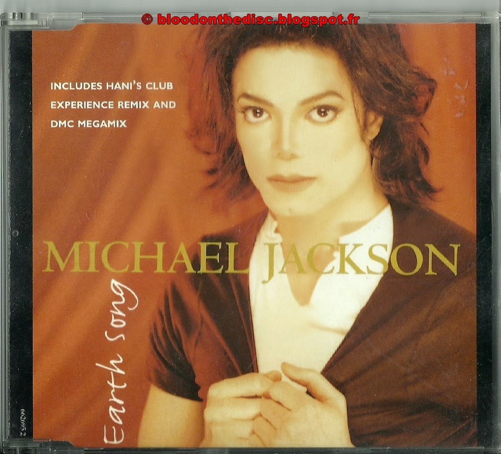 Earth Song Maxi CD Pochette