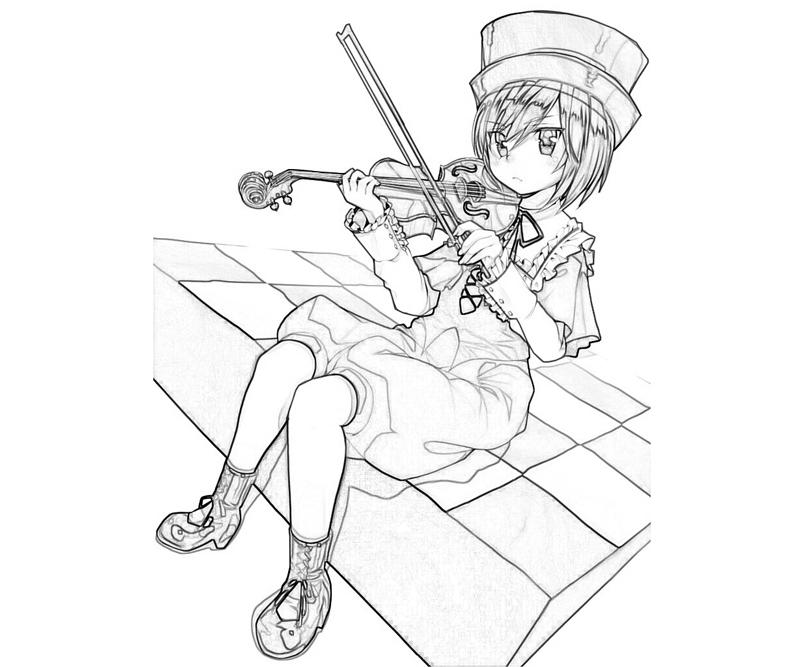 souseiseki-playing-coloring-pages