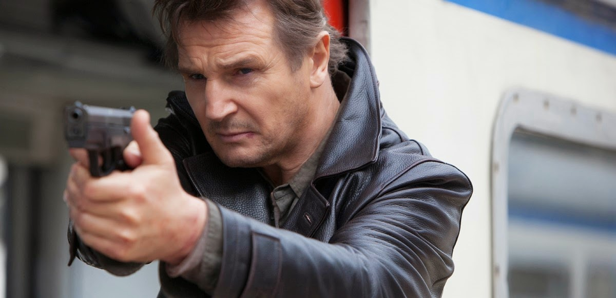 Liam Neeson pode parar de fazer filmes de ação em dois anos