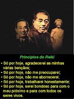 PRINCÍPIOS DO REIKI