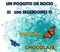 Concurso de chocolate