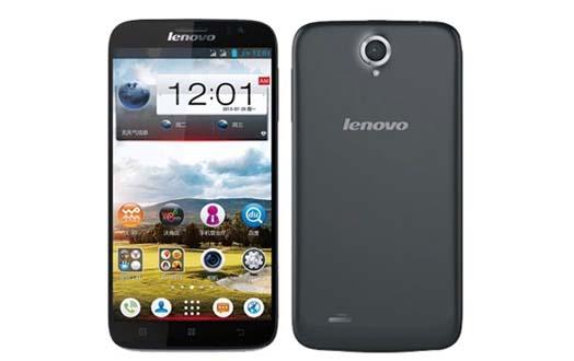 "Spesifikasi & Harga Lenovo A850, Ponsel Android 5.5"" IPS LCD RAM 1 GB"