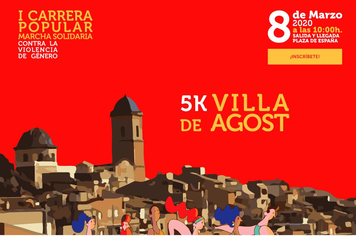 Dia de la Dona - I Carrera Popular 5k