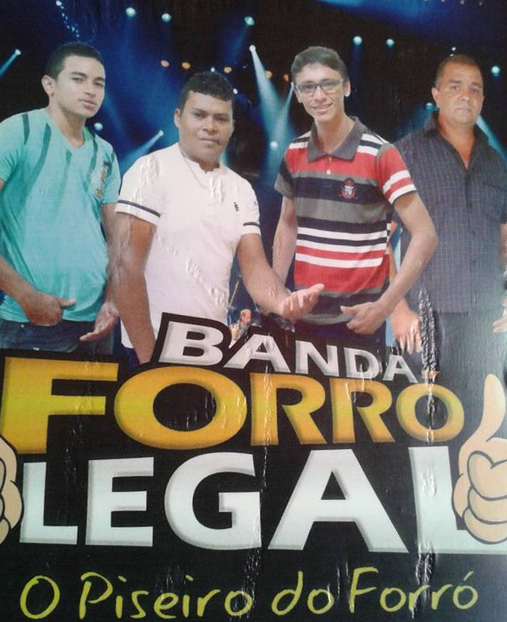 BANDA FORRÓ LEGAL