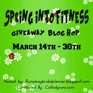 Spring into Fitness Blog Sign Up