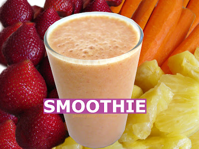 Tropical Smoothie Recipes, Fruits And Vegetable Smoothies Recipe