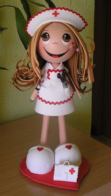 Enfermera Raquel