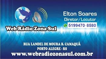 WRZS Web Radio Zona Sul Porto Alegre RGS
